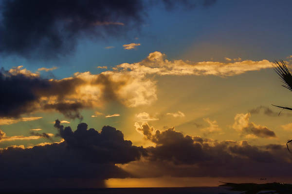 Photograph - Sunrise In Paradise 6 by Roberta Byram