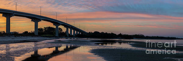 Port St. Joe Photograph - Sunrise In Port St. Joe by Twenty Two North Photography