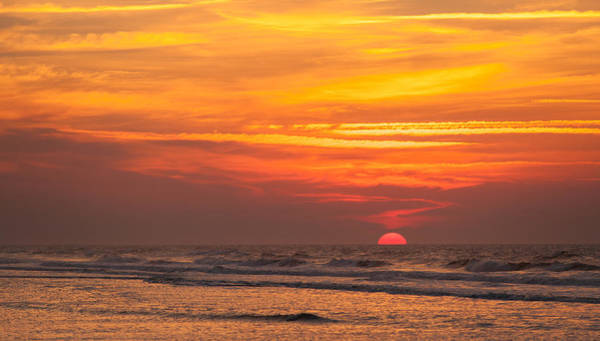 Photograph - Sunrise In The Water by Joye Ardyn Durham