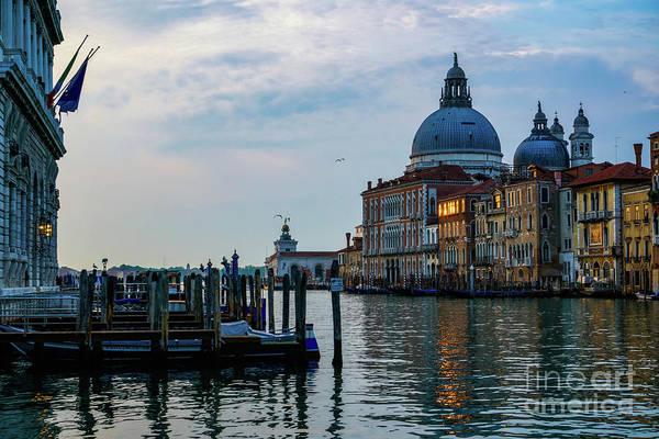 Wall Art - Photograph - Sunrise In Venice by DAC Photo