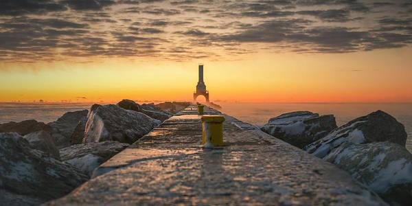 Photograph - Sunrise Magic by James Meyer