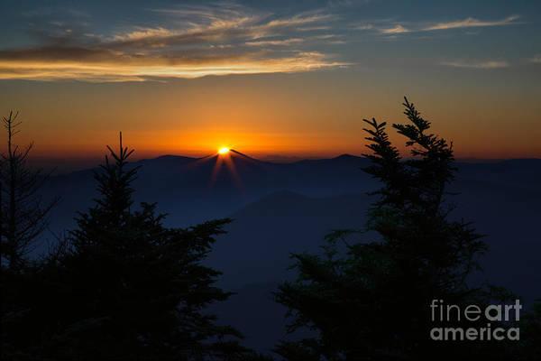 Photograph - Sunrise Myrtle Point by Jemmy Archer