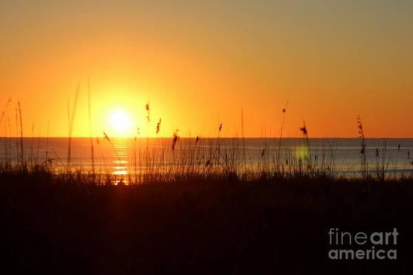 Wall Art - Photograph - Sunrise On Cocoa Beach by Mesa Teresita
