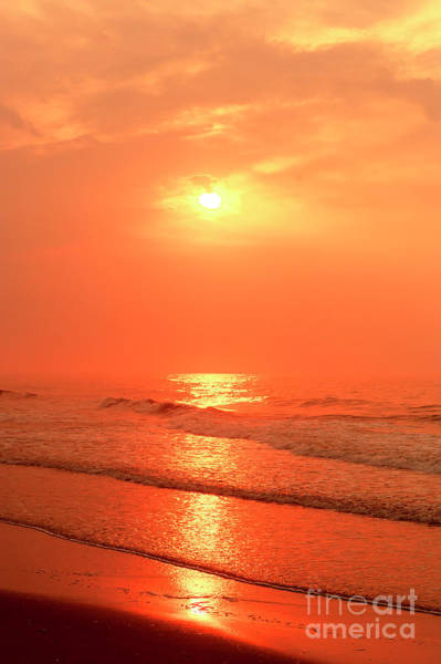 Photograph - Sunrise On Long Beach Island by John Rizzuto