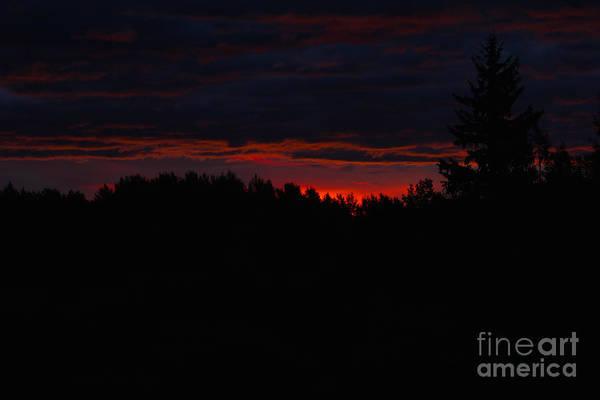 Photograph - Sunrise On The Cowboy Trail by Ann E Robson