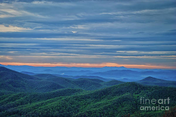 Photograph - Sunrise On The Parkway by Claire Turner