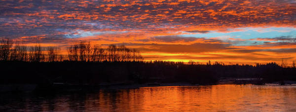 Photograph - Sunrise On The River by Jason Brooks