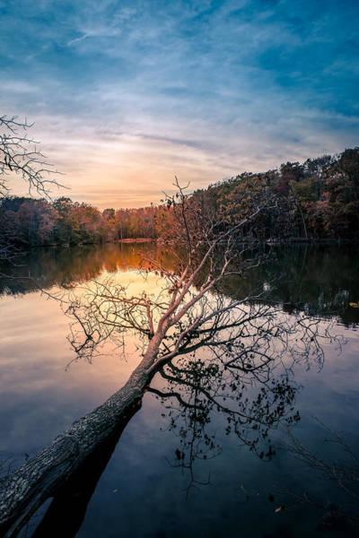 Photograph - Sunrise On Triton Lake by Patrick Wolf