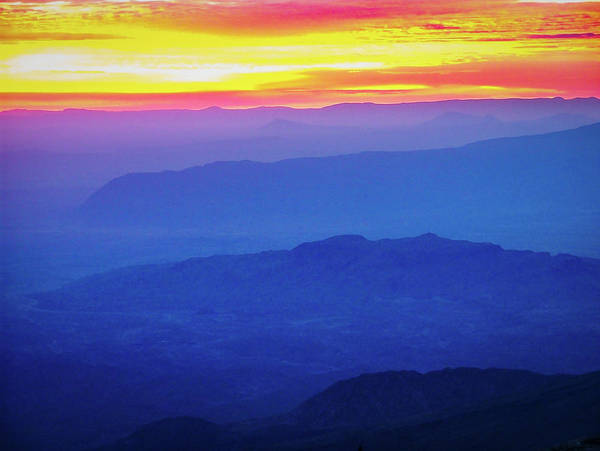 Photograph - Sunrise Over Big Bend by Philip Rispin