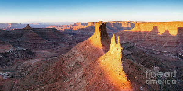 Wall Art - Photograph - Sunrise Over Canyonlands National Park, Usa by Matteo Colombo