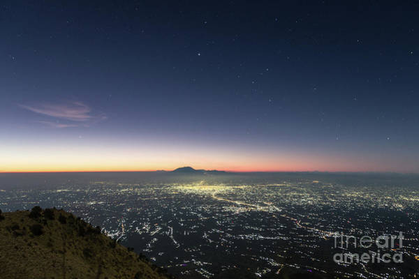 Photograph - Sunrise Over Java, Indonesia by Didier Marti