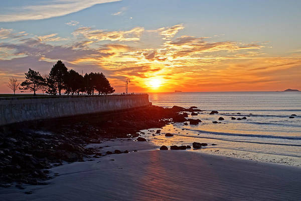 Photograph - Sunrise Over Red Rock Park Lynn Shore Drive II by Toby McGuire