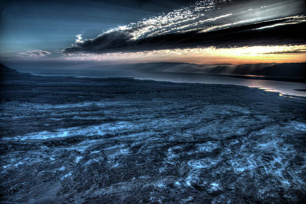 Photograph - Sunrise Over The Moav Mountains 1 by Dimitry Papkov