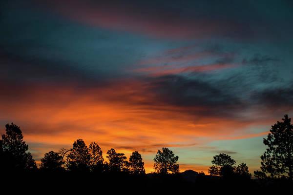 Sunrise Over The Southern San Juans Art Print