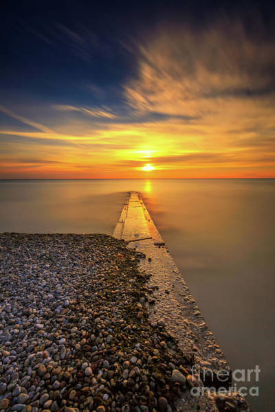Mke Photograph - Sunrise Point by Andrew Slater