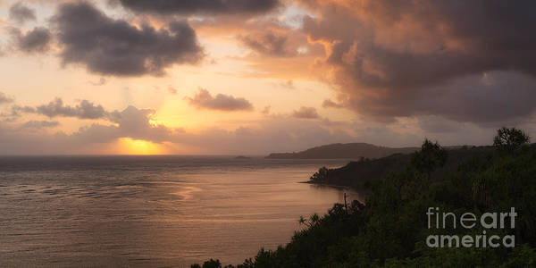 Photograph - Sunrise Princeville by Anthony Bonafede