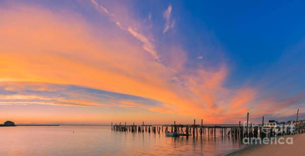 Meijer Wall Art - Photograph - Sunrise Provincetown, Cape Cod, Massachusetts by Henk Meijer Photography