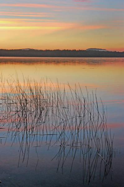 Wall Art - Photograph - Sunrise Reflections by Robert Anschutz