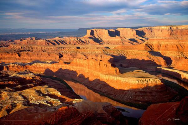 Photograph - Sunrise River Reflection by Dan Norris