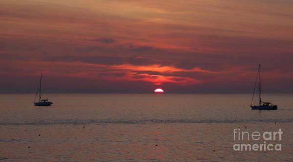 Photograph - Sunrise Rockport Ma by Michael Mooney