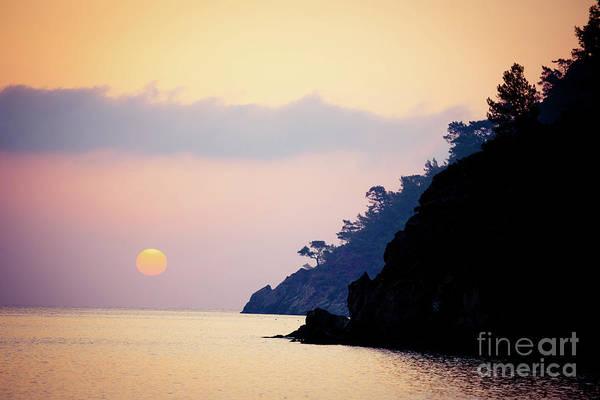 Photograph - Sunrise Sea Rythm  by Raimond Klavins
