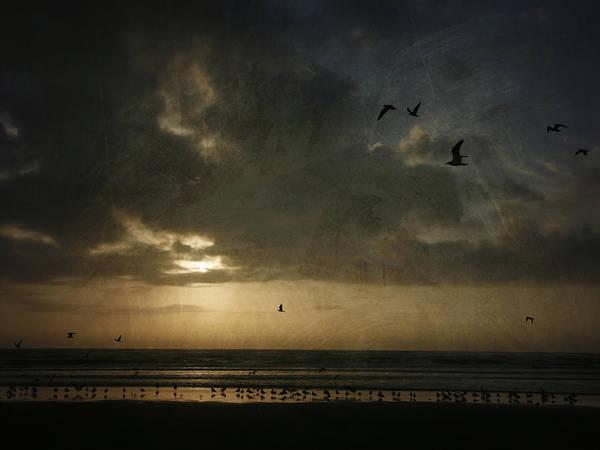 Photograph - Sunrise Sky by Charles McKelroy