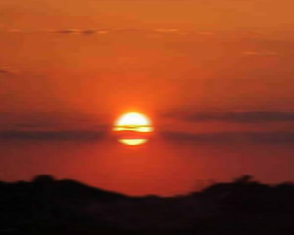 Wall Art - Photograph - Sunrise Sunset by Jacquie King