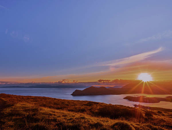 Photograph - Sunrise Valentia Island #f2 by Leif Sohlman