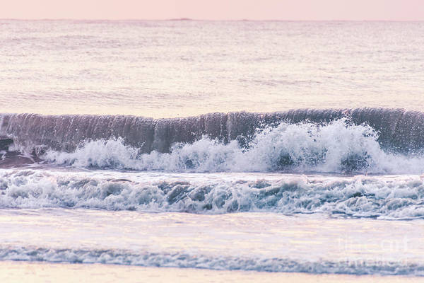 Photograph - Sunrise Waves  by Andrea Anderegg