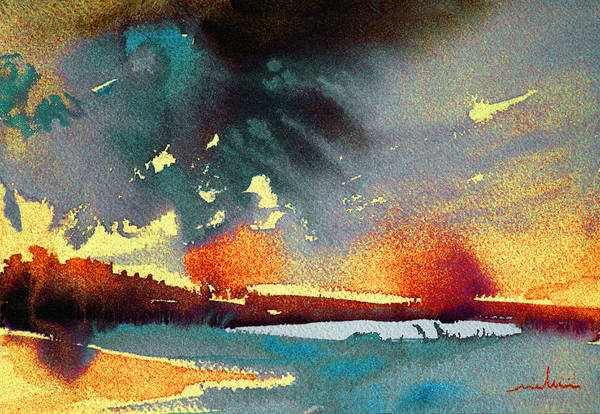 Painting - Sunset 08 by Miki De Goodaboom