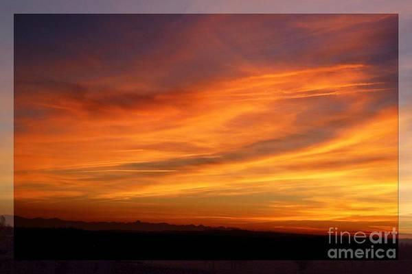Photograph - Sunset 10 by Jean Bernard Roussilhe