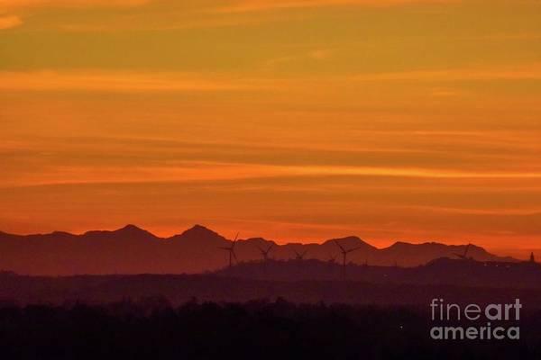 Photograph - Sunset 8 by Jean Bernard Roussilhe