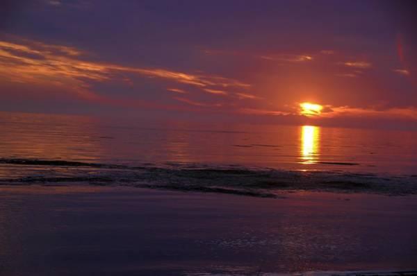 Photograph - Sunset Across Salish Sea by NaturesPix