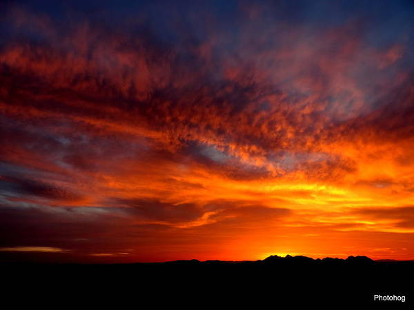 Adam Jones Wall Art - Photograph - Sunset by Adam Jones