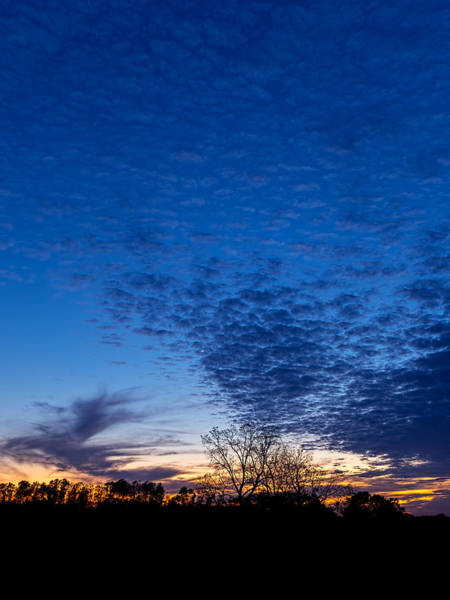 Photograph - Sunset And Moon Sliver by Brad Boland