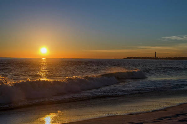 Photograph - Sunset And The Sea - Cape May New Jersey by Bill Cannon