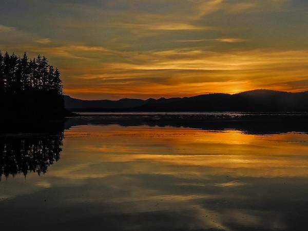 Photograph - Sunset At Brothers Island by NaturesPix