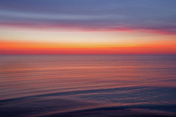 Photograph - Sunset At Cape Cod Skaket Beach by Juergen Roth