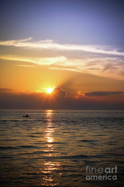 Wall Art - Photograph - Sunset At Cape May by Colleen Kammerer