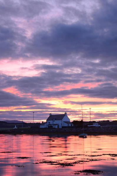Photograph - Sunset At Clachnaharry by Gavin MacRae