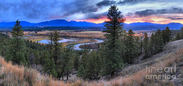 Photograph - Sunset At Columbia Wetlands by Adam Jewell