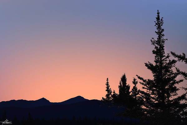 Photograph - Sunset At Frontier by Philip Rispin