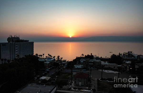 Photograph - Sunset At Galilee by Mae Wertz