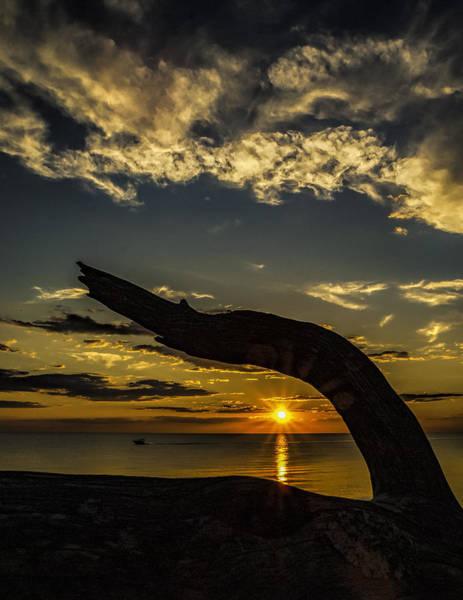 Wall Art - Photograph - Sunset At Higbee Beach by Nick Zelinsky