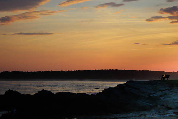 Wall Art - Photograph - Sunset At Kettle Cove 2 by Debra Forand