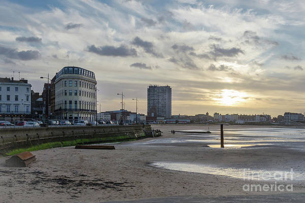 Photograph - Sunset At Margate by Perry Rodriguez