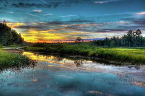 Photograph - Sunset At Mountainman by David Patterson