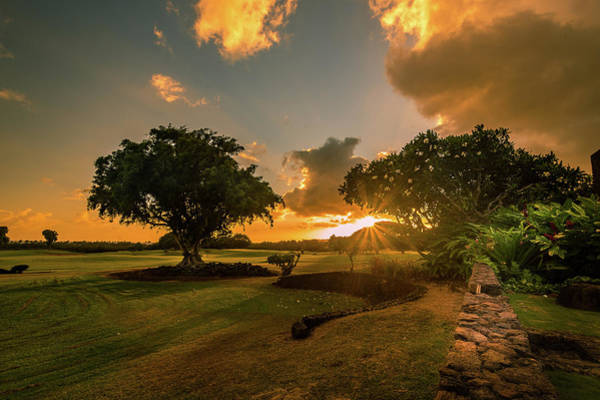 Photograph - Sunset At Paia by Francisco Gomez