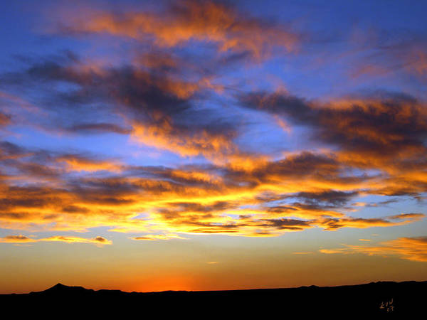 Photograph - Sunset At Picacho Peak by Kurt Van Wagner