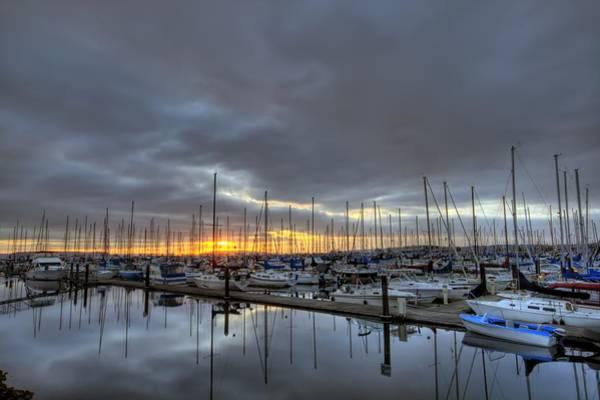 Photograph - Sunset At Port Gardner by Brad Granger